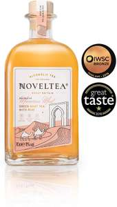 Alcoholic Tea, Green Mint Tea with Rum 70cl 11%abv £9.90 prime (+£4.49 nonPrime) at Amazon