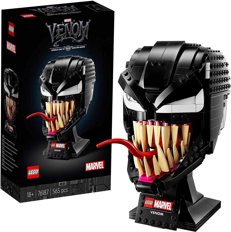 LEGO 76187 Marvel Spider-Man Venom Mask Set £44.99 delivered / Click & Collect (Discount applied at basket) @ Smyths