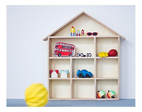 Creativ House-Shaped Shelving System £3.63 (Prime) + £4.49 (non Prime) at Amazon