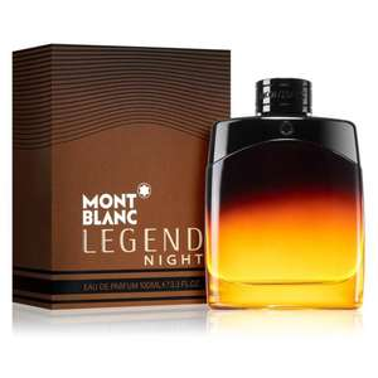 Montblanc Legend Night Eau de Parfum for Men 100ml £26.35 using code + Free delivery @ Notino