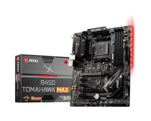 MSI B450 TOMAHAWK MAX AMD AM4 Motherboard £79.98 delivered at Ebuyer