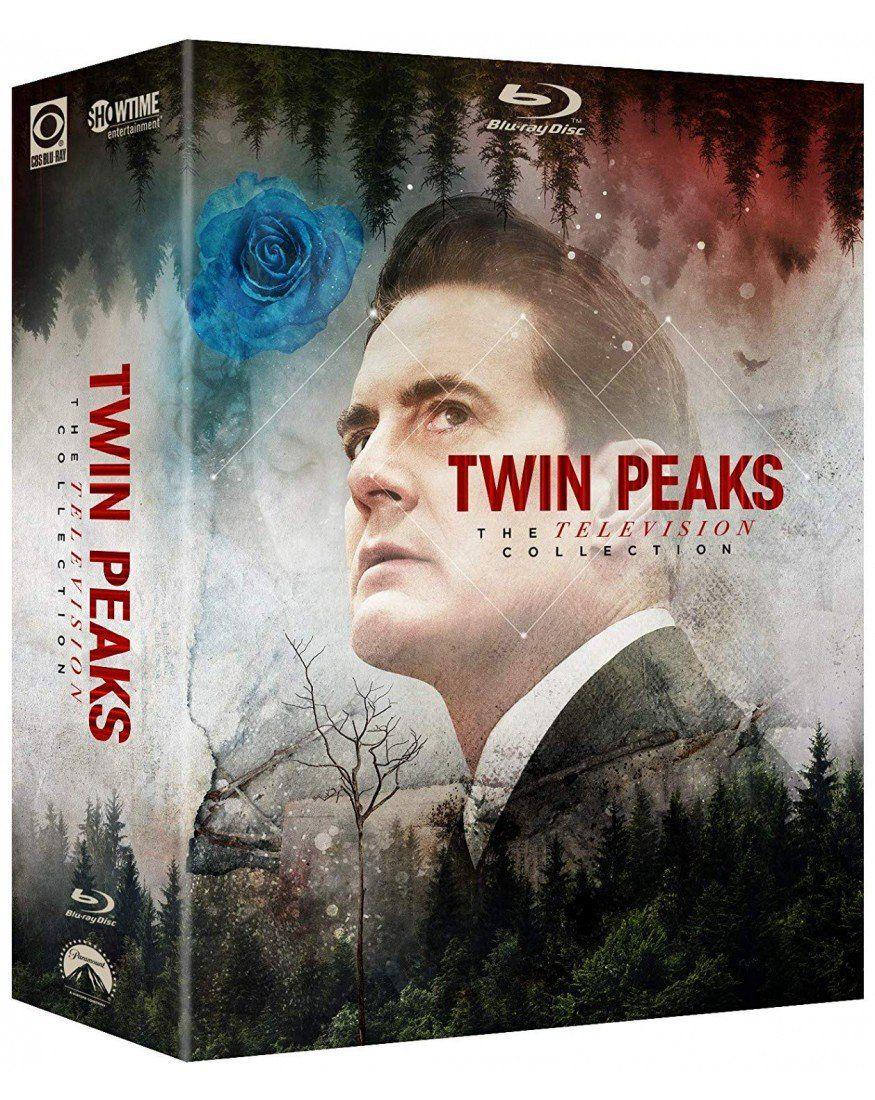 Twin Peaks Series 1-3 Boxset - Blu ray £34 @ Coolshop