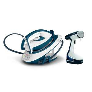 Tefal Express Compact SV7110 Steam Generator Iron + Clothes Steamer [DR8085] Bundle £92.75 Using Code @ Tefal