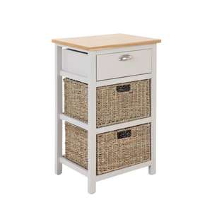 Atterley 3 Drawer Chest £34.93 @ Homebase Free click & collect