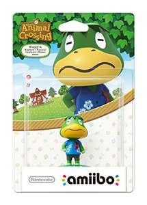 Kapp'n Animal Crossing Amiibo - £5.87 (+£2.99 Non Prime) @ Sold by AAA Toys and Fulfilled by Amazon.