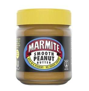 Marmite Smooth Peanut Butter 225g - 69p @ Farmfoods