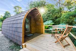 One Night Glamping Break for Two £41.25 using code (23 Locations) @ BuyAGift