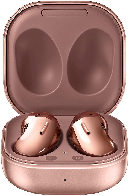 Samsung Galaxy Buds Live Wireless Earphones Mystic Bronze (UK Version) £65.53 (UK Mainland) Sold by Amazon EU @ Amazon
