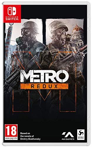 Metro Redux (Nintendo Switch) £19.99 (+£2.99 nonPrime) at Amazon