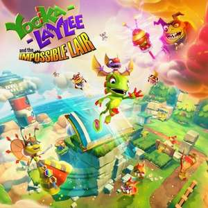 [Nintendo Switch] Yooka-Laylee And The Impossible Lair - £6.24 @ Nintendo eshop