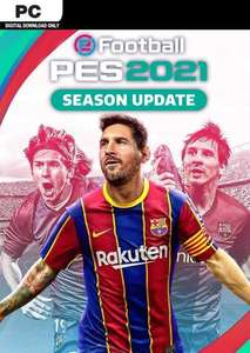 EFootball PES 2021 PC - £4.79 at CDKeys