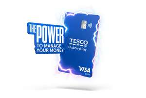 Extra Point for Every £1 Spent for the first 3 months after signup to Clubcard Pay @ Tesco