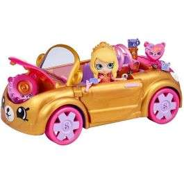 Happy Places Shopkins Royal Convertible Car toy with figure for £14.99 delivered (mainland UK) @ BargainMax