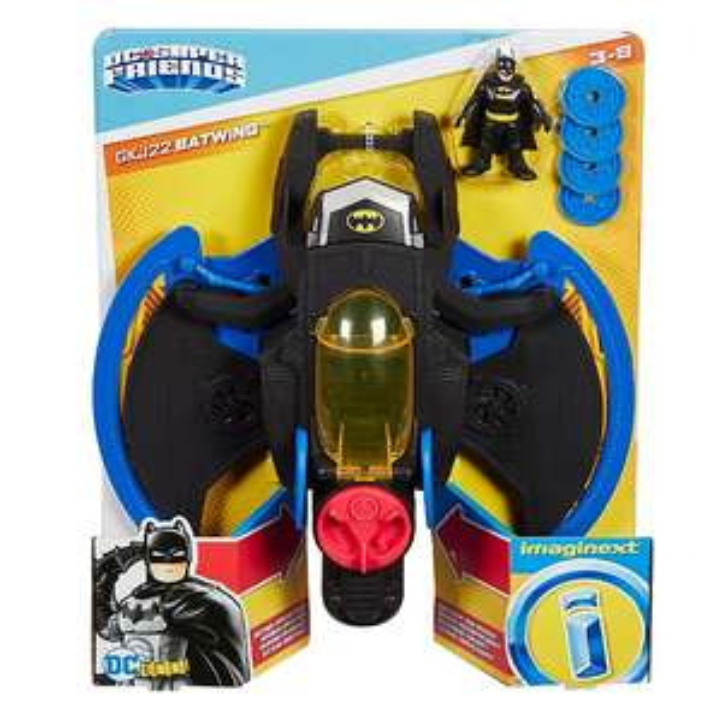 Imaginext DC Super Friends Batwing £20.97 @ Asda/George