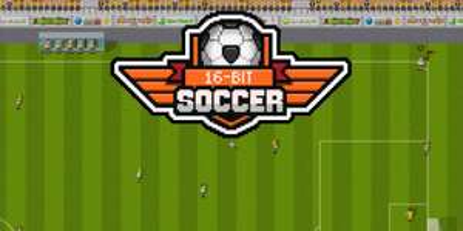 16-Bit Soccer £0.89 @ Nintendo eShop