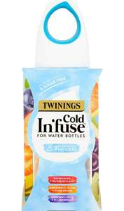 Twinings Cold Infuse Starter Kit £4.99 + £4.49 NP @ Amazon