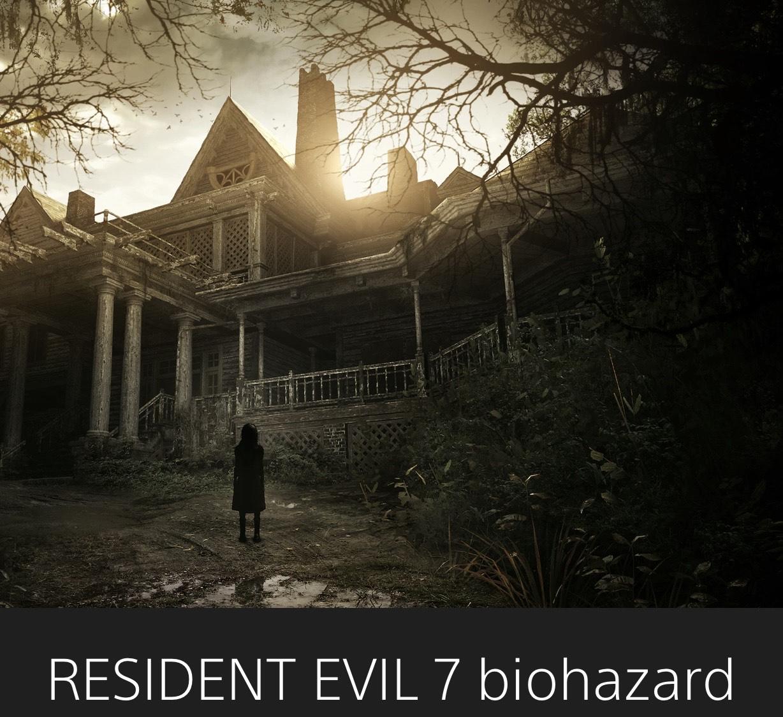 Resident Evil 7 Biohazard - £7.99 @ PlayStation Store