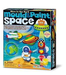 4M Mould and Paint Glow Space £4.85 (Prime) + £4.49 (non Prime) at Amazon