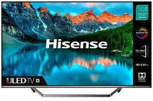 Hisense H55U7QFTUK 55 Inch QLED 4K Ultra HD Smart TV - £455.98 delivered (Members Only) @ Costco