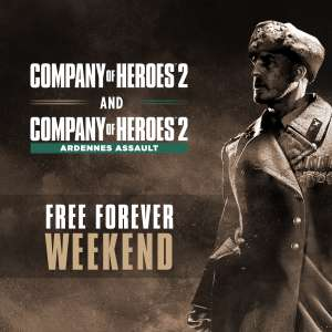 Company of Heroes 2 + Company of Heroes 2 - Ardennes Assault + Case Blue DLC (PC) Free to Keep @ Steam