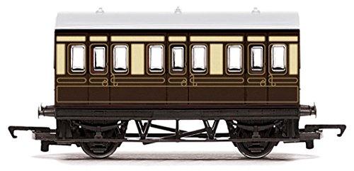 Hornby Gauge RailRoad GWR 4 Wheel Coach £8.55 (+£4.49 non-prime) @ Amazon