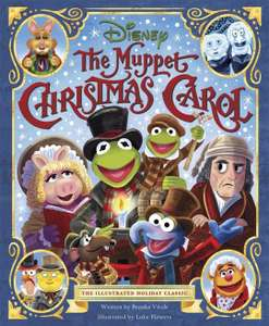 The Muppets Christmas Carol Illustrated Holiday Classic Hardback Book £4.86 + £2.99 Non Prime @ Amazon
