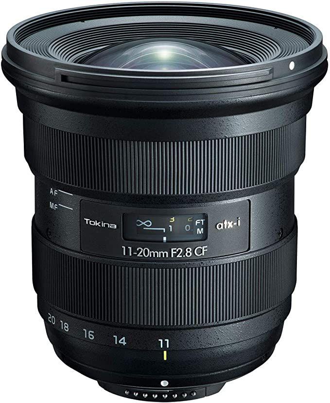 Tokina atx-i 11-20mm F2.8 Nikon F (DX) mount - £407.97 @ Amazon