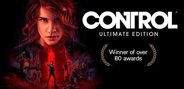 [Steam] Control Ultimate Edition (PC) - £11.99 @ Gamesplanet