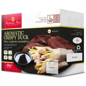 CP Whole Aromatic Crispy Duck (Boneless) with 24 pancakes - £6.79 (Members Only) @ Costco