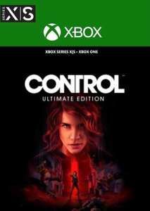 [Xbox One/Series S|X] Control Ultimate Edition - £15.99 @ CDKeys