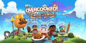 Overcooked! All You Can Eat (Nintendo Switch) - £9.94 @ Nintendo Russia