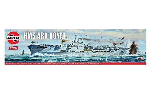 Airfix HMS Ark Royal - £7.62 (Prime) + £4.49 (non Prime) at Amazon