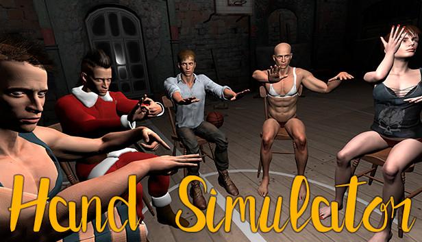 Hand SImulator £0.79 @ Steam Store