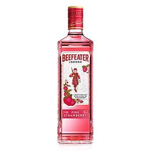 Beefeater Pink Strawberry Flavoured Gin, 70 cl £10.06 + £4.49 NP @ Amazon