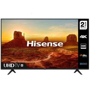 """Hisense A7100F 50A7100FTUK 50"""" 4K HDR Smart Television with DTS £314.10 with code (UK Mainland) @ Mark's Electrical"""