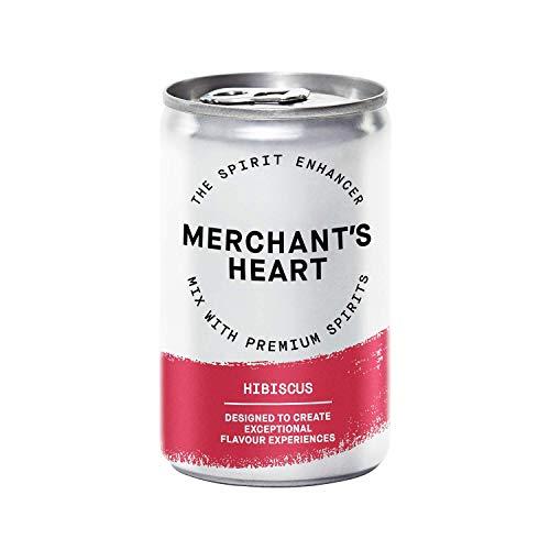 Merchant's Heart Hibiscus Tonic Water - 24 x 150ml cans £7.78 + £4.49 NP Amazon