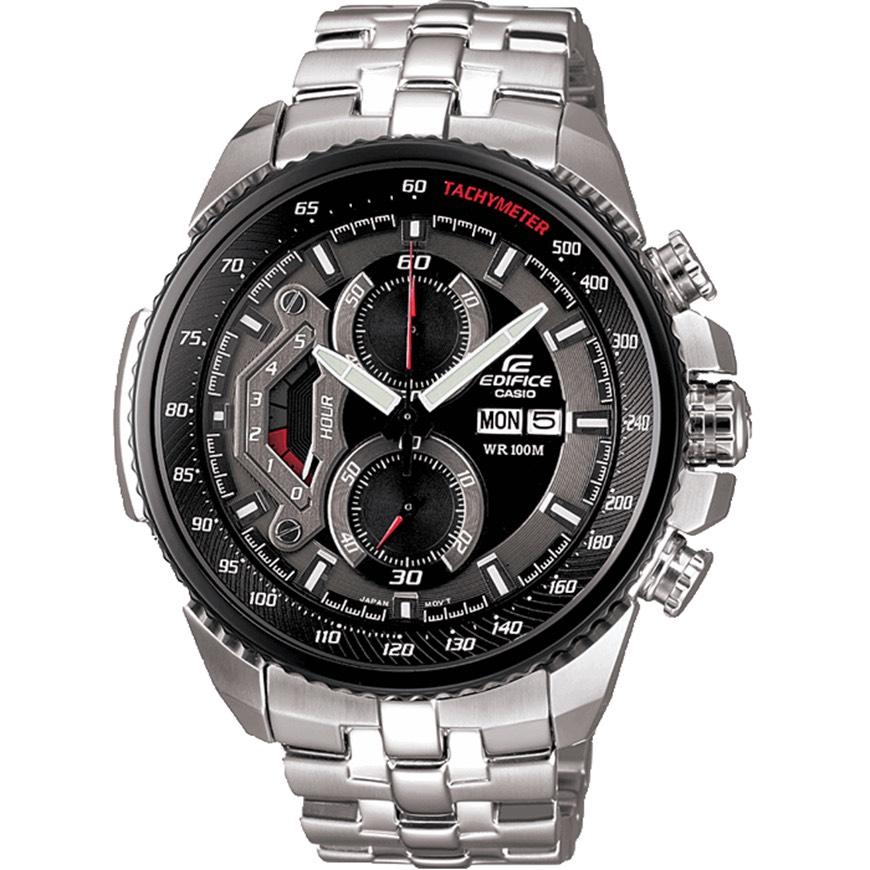 Casio Edifice Chronograph Stainless Steel Bracelet Watch £97 @ H Samuel