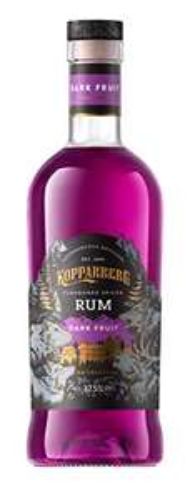 Kopparberg Spiced Rum with Dark Fruit, 1 x 70cl bottle £10.06 + £4.49 Non Prime @ Amazon