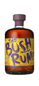 The Bush Rum Co. Mango Spiced Rum | Spiced Rum With Natural Mango | 100% Recycled Bottle 37.5% ABV, 1 x 700ml £10.06 + £4.49 NP @ Amazon