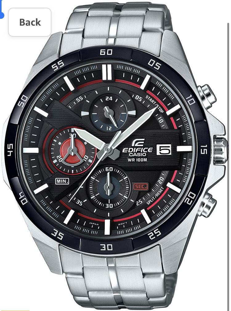 Casio Edifice Men's Watch EFR-556DB £82.30 @ Amazon
