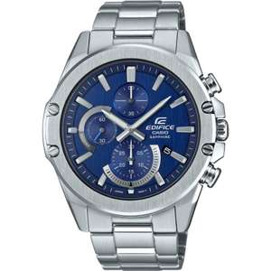 Casio Mens Edifice Sapphire Crystal Watch £72 Delivered using code @ Watches2u