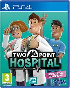 Two Point Hospital (PS4) - £12.85 / (£2.99 Non Prime) delivered @ Amazon
