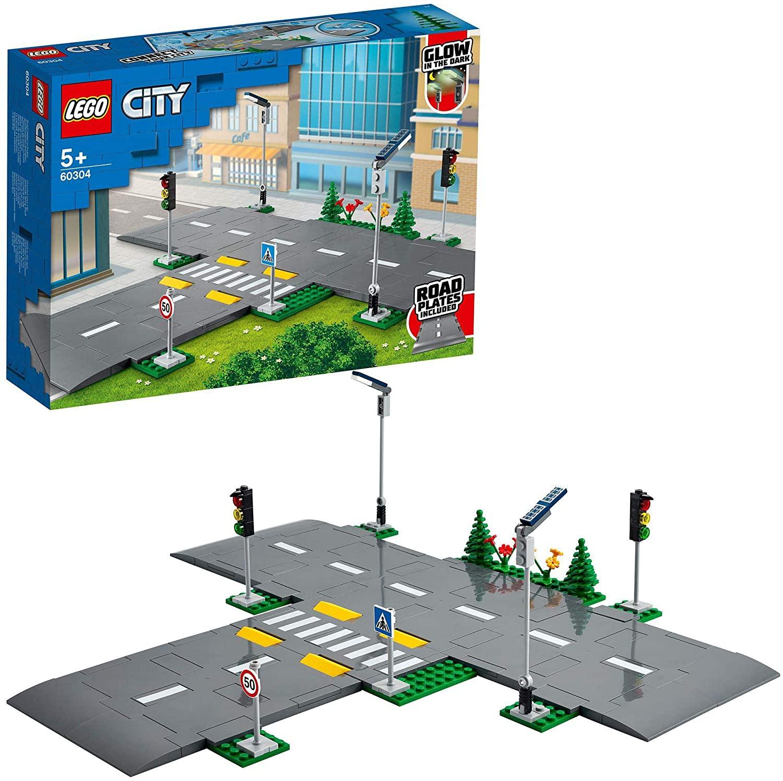 LEGO City 60304 Road Plates - £8.87 (+£4.49 non-prime) @ Amazon