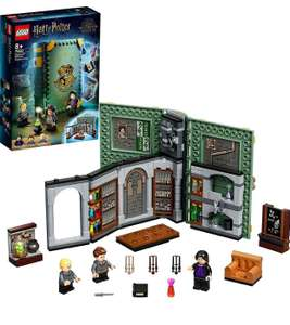 LEGO Harry Potter 76383 Hogwarts Moment: Potions Class,Collectible Book £17.87 / Prime+£4.49 non Prime at Amazon