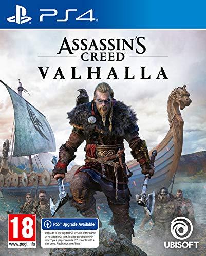 Assassin's Creed Valhalla (PS4) (Free upgrade PS5) £24.10 Amazon