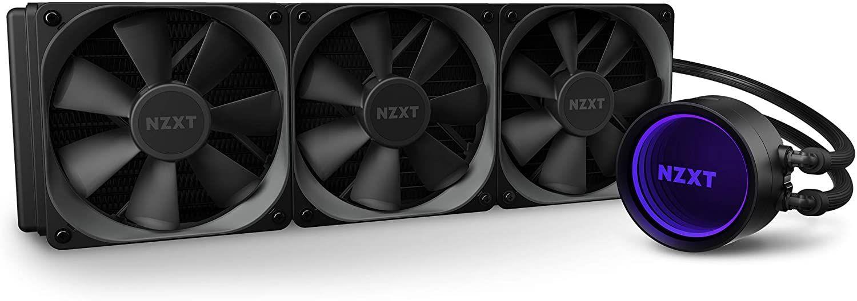 NZXT Kraken X73 Liquid CPU Cooler (360mm) - £108.65 @ Amazon