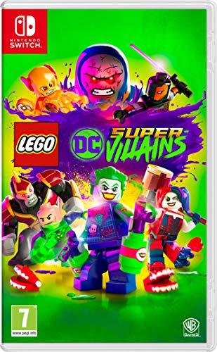 LEGO DC Super-Villains (Cartridge) (Nintendo Switch) £13.24 (+£2.99 nonPrime) at Amazon