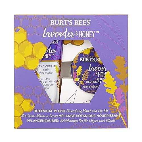 Burt's Bees Botanical Blend Nourishing Hand and Lip Kit £6.75 (Prime) + £4.49 (non Prime) at Amazon