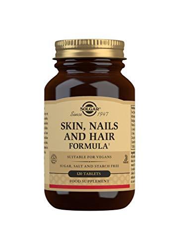 Solgar Skin, Nails and Hair Improved Vitamins £9.87 (+£4.49 Non Prime) @ Amazon