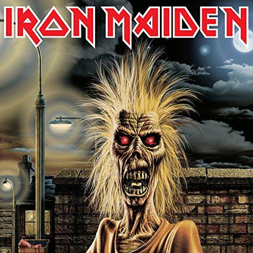Iron Maiden self titled debut vinyl lp £7.90 (+£2.99 Non Prime) at Amazon